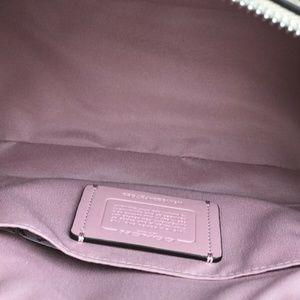 Coach Bags - COACH Mini Sierra Signature Dome F27583 Khaki